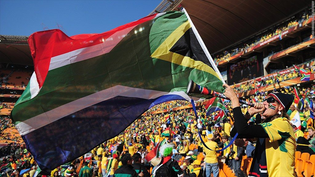 South Africa's World Cup