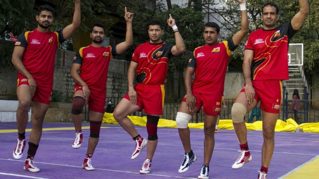 pro kabaddi league Bengaluru Bulls
