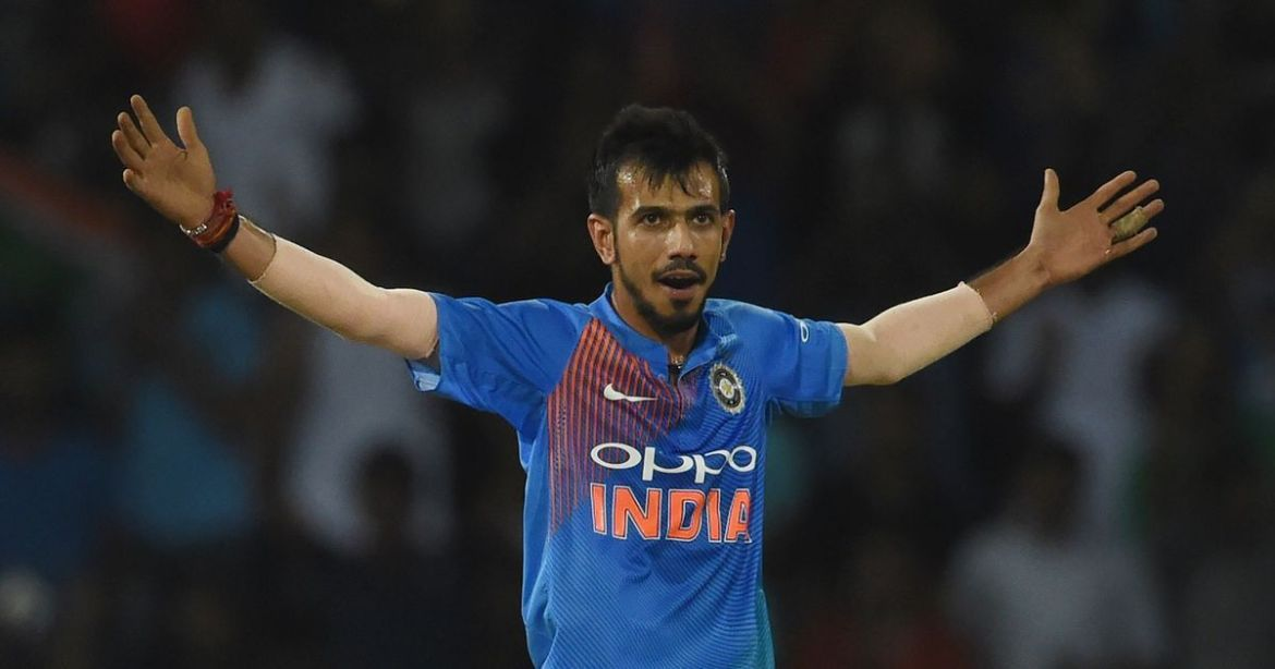 Yuzvendra Chahal India's Trump Card For World Cup