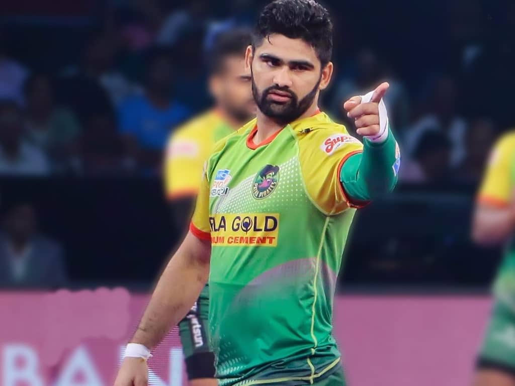 Pardeep Narwal introduction