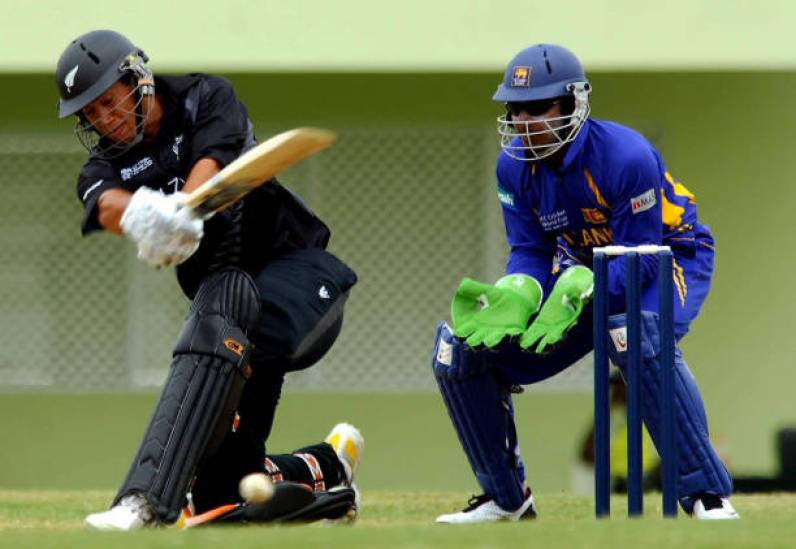 Sri Lanka and New Zealand world cup 2007 semifinal