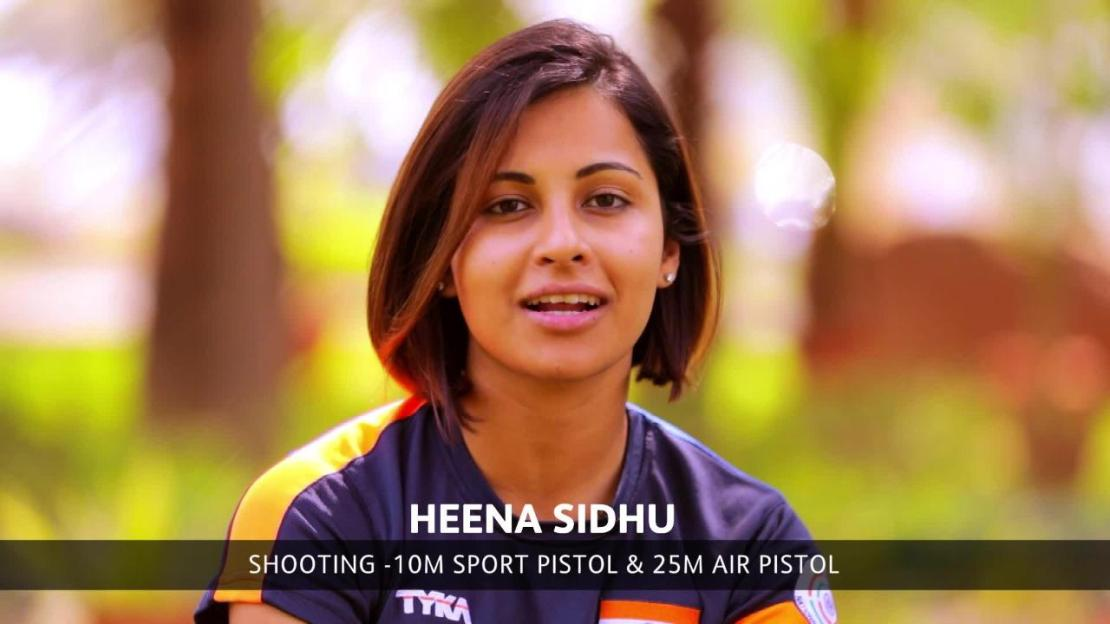 Facts about heena sidhu