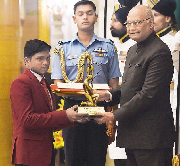 Mariyappan Thangavelu Achievements