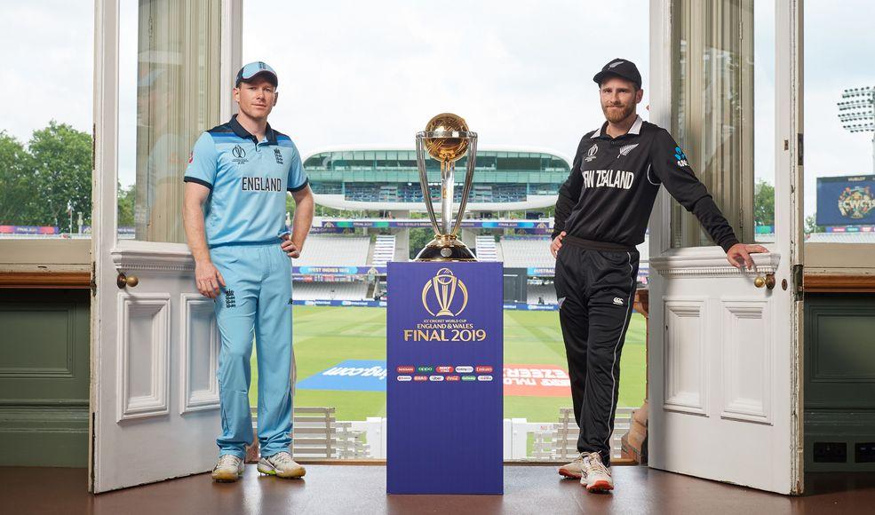 England vs New Zealand World Cup 2019 Final