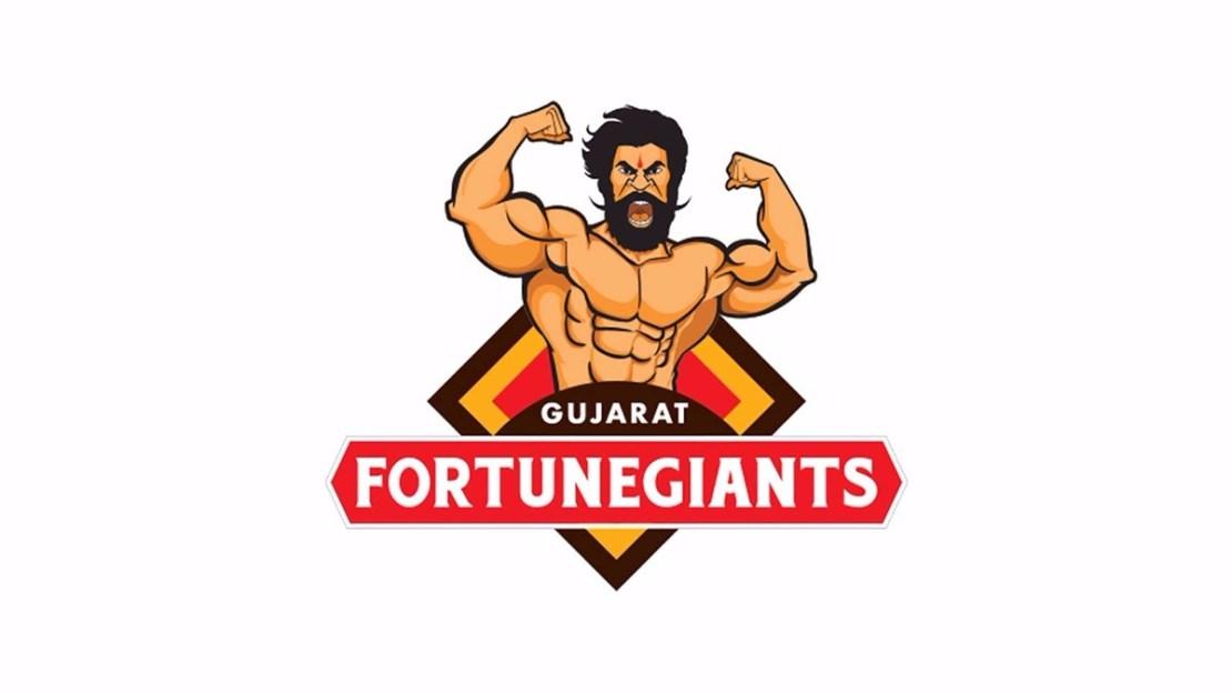 Gujarat Fortunegiants Squad 2019