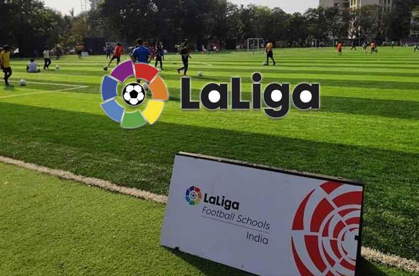 LaLiga Football School launches LaLiga Club series in India