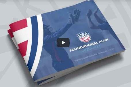 USA CRICKET FOUNDATION PLAN