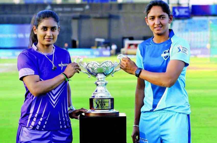 IPL sponsors extend deal to Women's T20 Challenge in Dubai