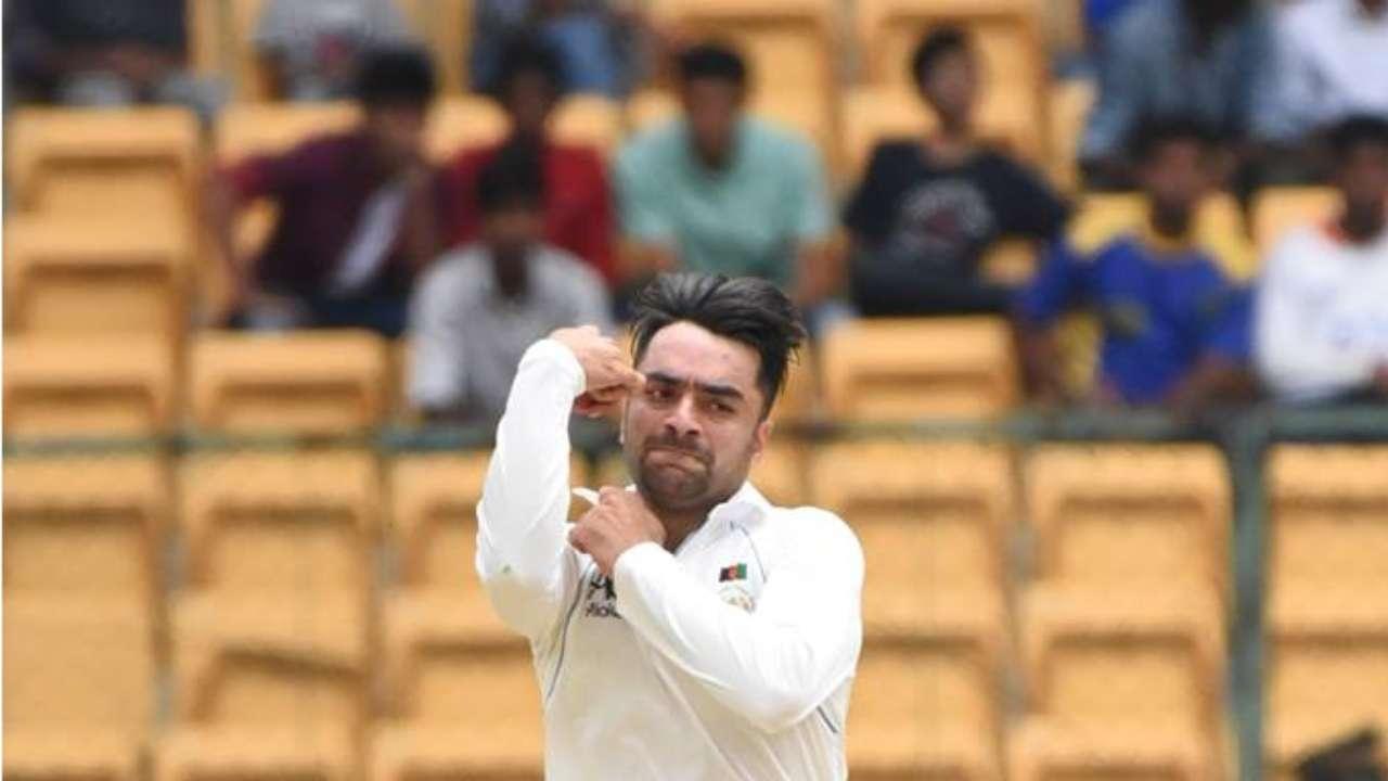 Injured Rashid Khan to miss Afghanistan's first Test vs Zimbabwe