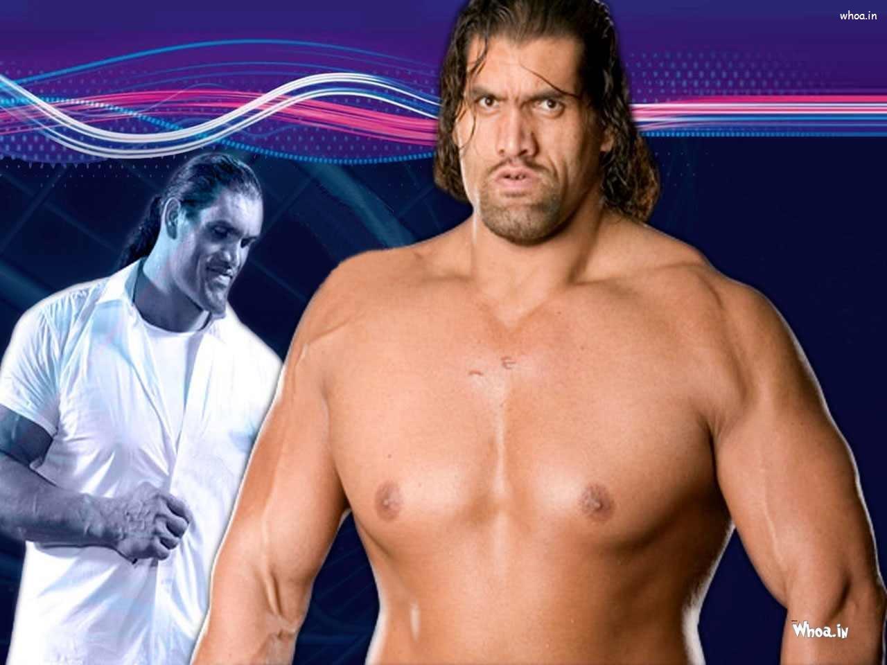 WWE wrestler Khali joins unlu