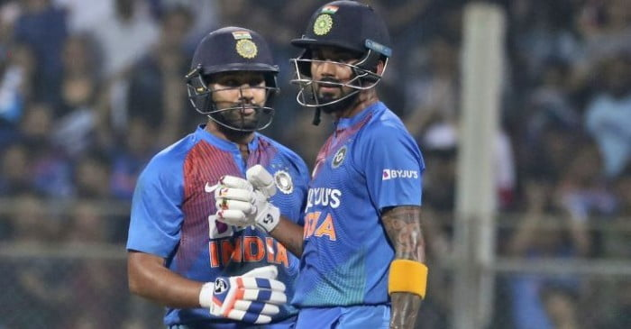 Laxman backs Rahul as Rohit's opening partner for England T20I series