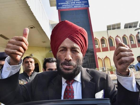 "Milkha Singh, ""The Flying Sikh"", passes away at 91"