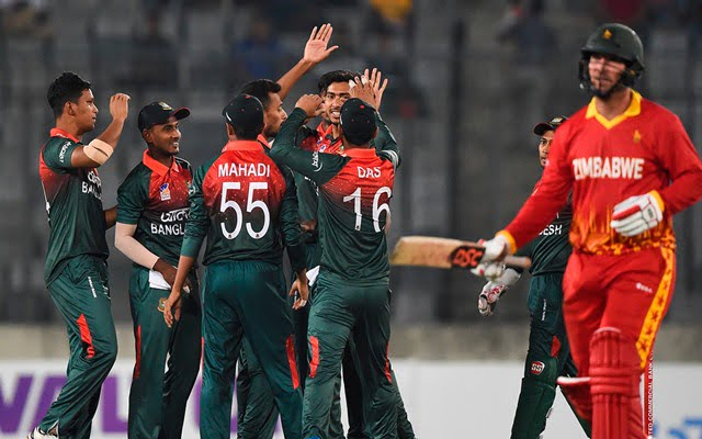 T20I series between Zimbabwe, B'desh advanced due to scheduling, logistical challenges