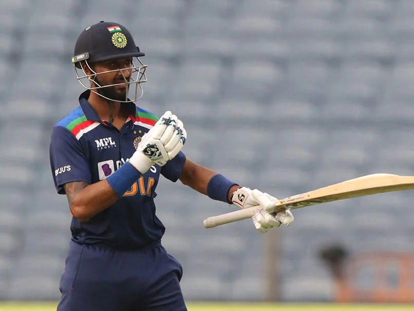 Krunal out of T20I series; all 8 close contacts return negative