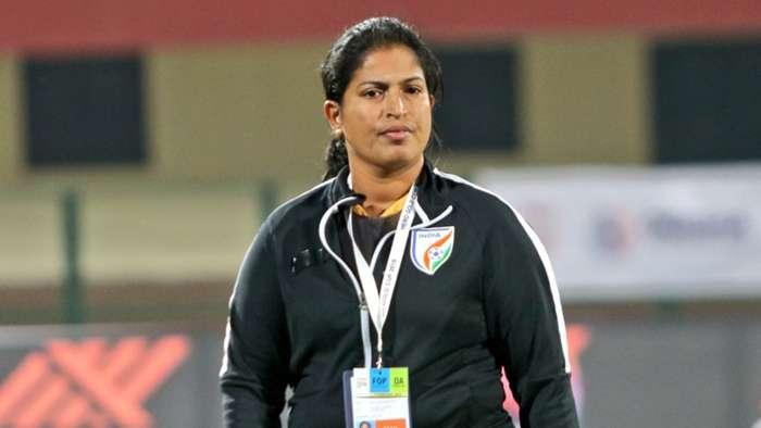 Indian women's football team head coach Maymol Rocky steps down