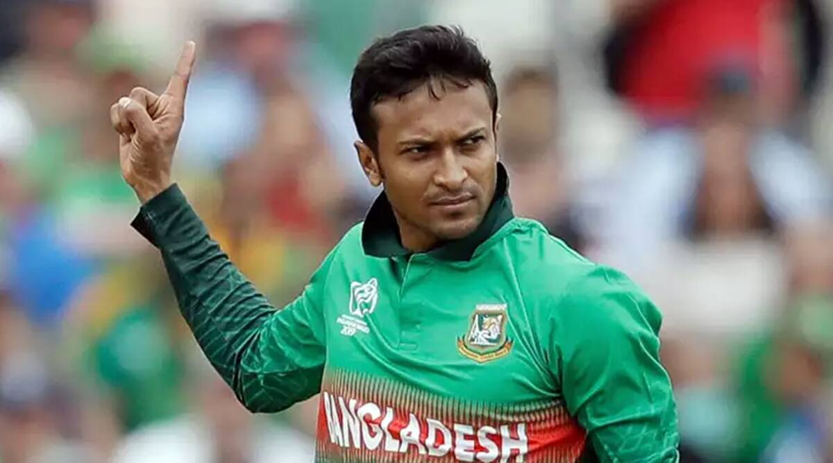 Shakib & Stafanie named ICC players of the month for July