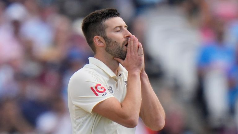 England pacer Mark Wood ruled out of Headingley Test against India