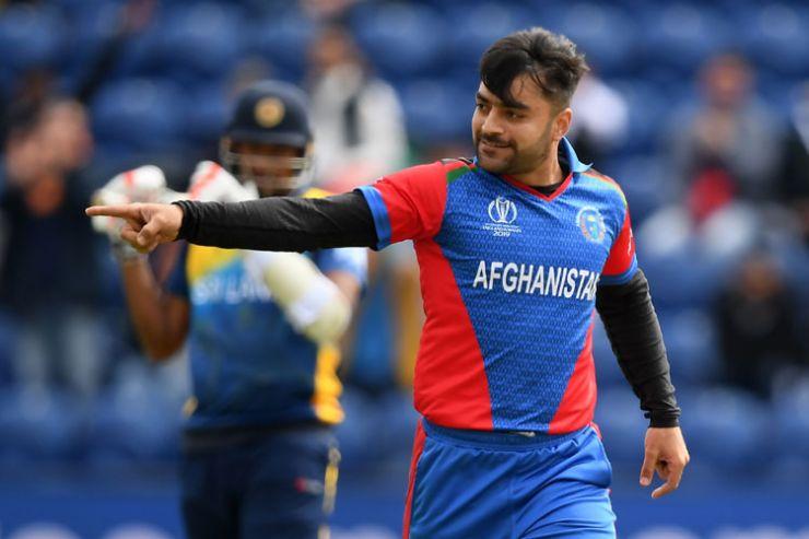 Rashid Khan steps down as Afghanistan T20 captain