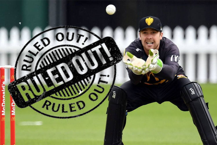 New Zealand's Tom Blundell ruled out of Pakistan ODI series