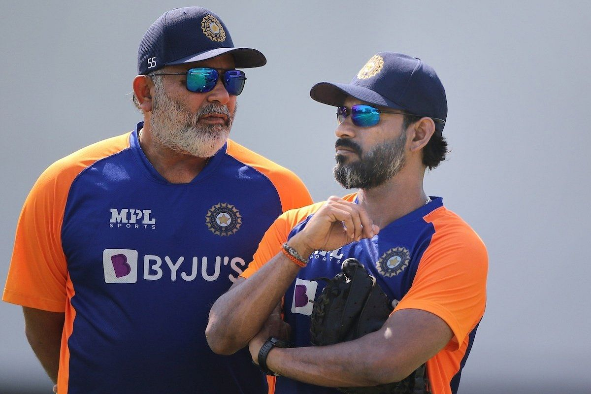 Bharat Arun, R Sridhar not to re-apply for Team India jobs