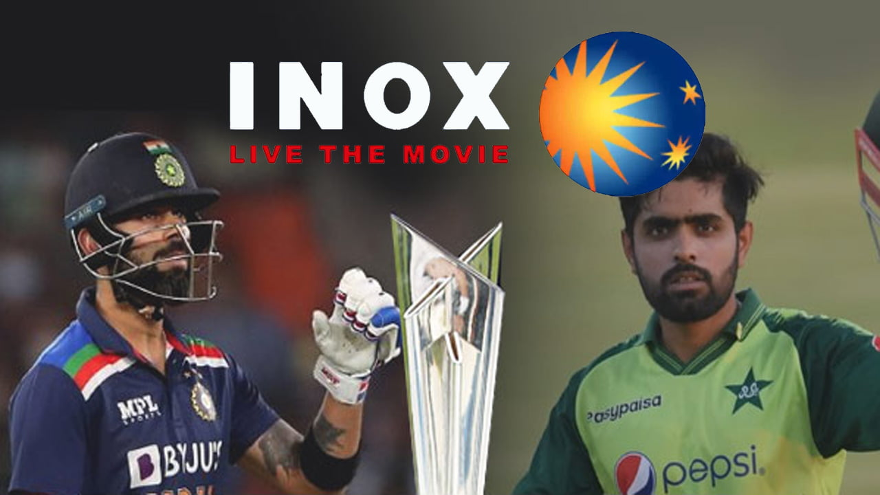 INOX to screen ICC T20 Cricket World Cup matches LIVE on cinema screens
