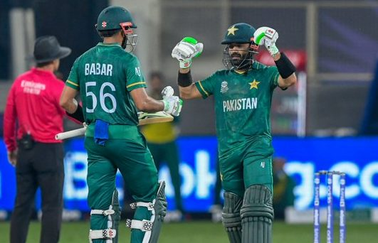 T20 World Cup: Pakistan scripts history; thrash India by 10 wickets