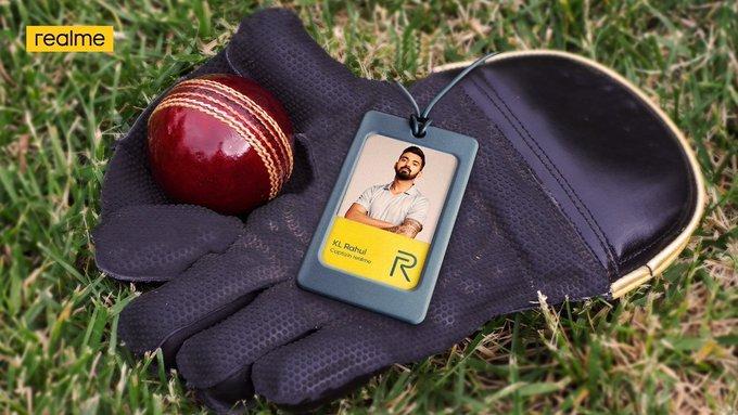 Smartphone brand Realme signs KL Rahul as brand ambassador