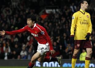 Manchester liderliğe 'Park' etti: 1-0