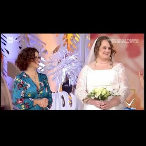 La paladina delle spose plus size Marinella Zazzera