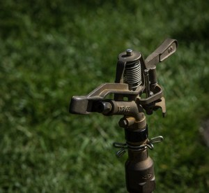 Well Water and Your Lawn Sprinkler System