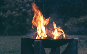 Five Ways to Use Your Fire Pit this Winter