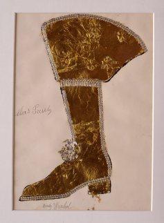 Elvis Presley(Gold Boot)064