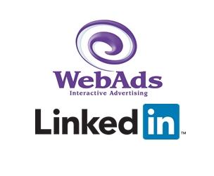 Logo WebAds Linkedin