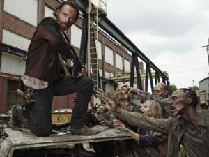 Fox - The walking dead