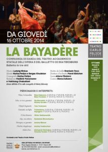 Teatro Carlo Felice_LABAYADERE