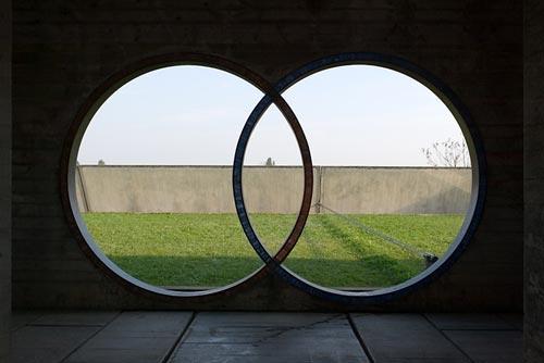 La Tomba Brion progettata dall'Architetto Scarpa