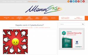 Copia di home page Mammekids