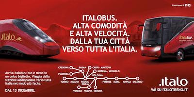 affissione ITALO 6x3