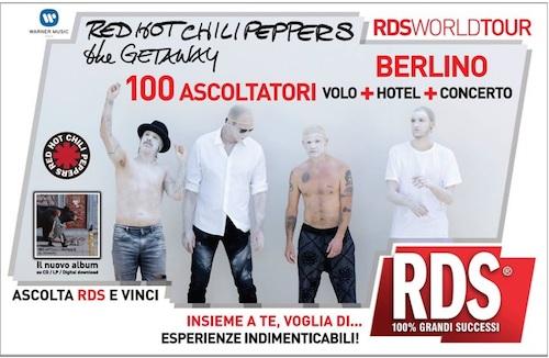 RDS World Tour RHCP