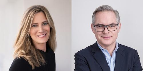 Nannette Dufour e Chris Macdonald