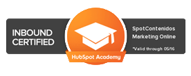 Certificado para firma SpotContenidos-web