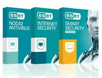 ESET NOD 32 Internet Security NOD32 Edition 2020 New1