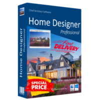 Chief Architect Home Designer Pro 2020 | Lifetime License | Official Version