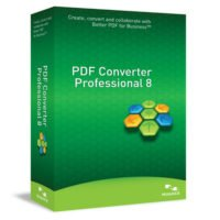 Nuance PDF Converter Professional 8 Key Email Delivery