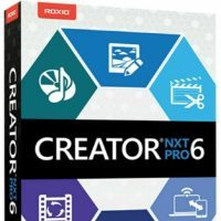 Roxio Creator NXT Pro 6| DVD Authoring, Video Editing