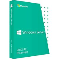 Windows Server 2012 R2 Essentials 64-bit Genuine License Key