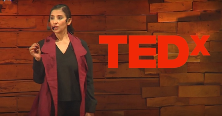 Manisha Koirala on TED
