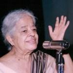 Rajeshwari Chatterjee, India's 1st female engineer.