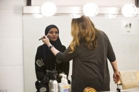 Halima Aden Model