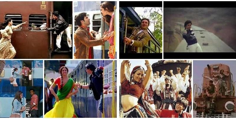 Bollywood Loves Trains